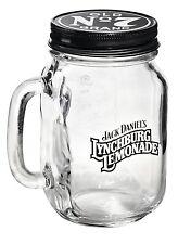 Jack Daniels Lynchburg Lemonade Glas m.Schraubdeckel