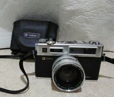 Yashica Electro 35 GSN w/45/1.7 Lens strap, battery, Case, beautiful, functional
