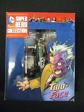 DC Comics Super Hero Collection - Two-Face Resin Figurine w/ Booklet - NIB