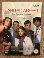 Cardiac Arrest Complete Collection Series 1 2 3 Region 2 5 DVD Set UK BBC