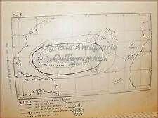 MARINA NAVIGAZIONE: Alberto Somma, METEOROLOGIA E OCEANOGRAFIA 1957 illustrato