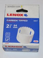 Lenox holesaw 64mm for ceramic tile and stainless steel
