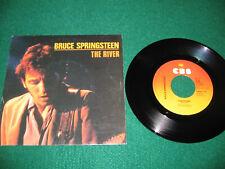 "BRUCE SPRINGSTEEN The River 7"" Vinyl Single von 1981"