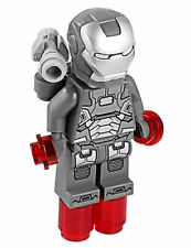 LEGO Marvel WAR MACHINE sh066 from 76006 Extremis Sea Port Battle