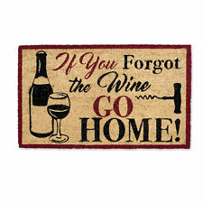 Design Imports DII Forgot The Wine Doormat