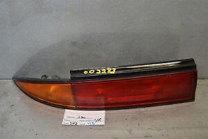 1993-1994 Infiniti J30 Left Diver oem tail light 15 3L2