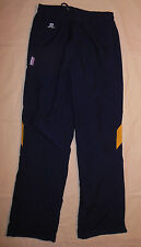 Vtg 90's Russell Athletic Windbreaker Pants Blue Mesh Liner Mens S Team Issue