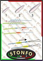 Coni in gomma Stonfo copri-nodo art.584 conetti cono