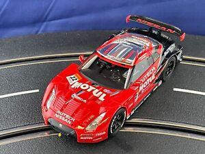 Auction 16 of 29 1/32 CARRERA Nissan GT-R GT500 NSR MOTOR Ref: 30478 Slot Car