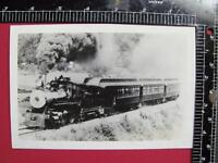 PHOTO of CENTRAL NEW ENGLAND RAILROAD LOCOMOTIVE #7 W MOUNTAIN EXPRESS TRAIN