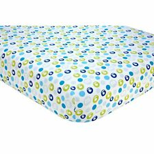 Monster's Inc.: Monsters at Play Fitted Crib Sheet by Disney Baby