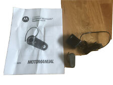 Motorola Universal Bluetooth Headset H375 With Charger