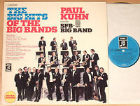 PAUL KUHN & SFB BIG BAND - The Big Hits Of The Big Bands  (EMI 1972 / LP vg++)