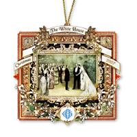 2007 White House Historical Association Christmas Ornament