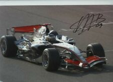 Pedro De La Rosa McLaren MP4-21 F1 Season 2006 Signed Photograph 10