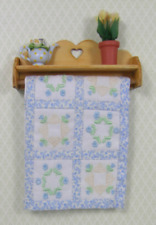 CHM - Quilt rack and Shelf- 4 inch width