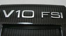 MAcarbon Audi R8 Carbon Fiber OEM Engine Cover (V10)