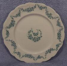 """John Maddock Heumann Blue-(3) Dinner Plates 10"""""""