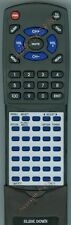 Replacement Remote for ZENITH SL2753S, 1240015737