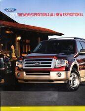 2007 07 Expedition Original Sales Brochure