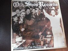CD OLD SHOE RECORDS WELCOME TO THE FAMILY VOL 8 PUNK ROCK! RARE/NR MINT!
