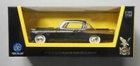 1958 Black Studebaker Golden Hawk LUCKY YATMING 1:43 ROAD SIGNATURE DIECAST