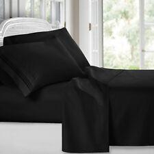 Egyptian Comfort 1800 Count 4 Piece Deep Pocket Bed Sheet Set