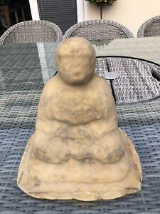 Latex Mould Of Sitting Buddha