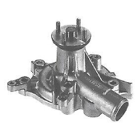Protex Water Pump PWP1023 fits Mitsubishi Nimbus 2.0 (D04W), 2.4 (UF), 2.4 (U...