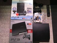 Sony PlayStation 3 Slim Move Bundle 320GB Must See.