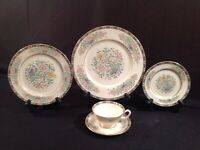Lenox Mystic One (1) Five (5) Piece Place Setting Fine China Multiple Available