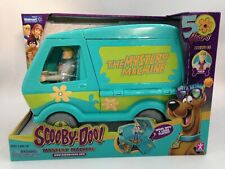 Scooby-Doo Mystery Machine 50 Year Anniversary Play Set w/Fred Action Figure New