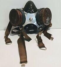 ComFo MSA Respirator Aged Steampunk look