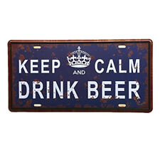 Vintage Metal Tinplate Sign Wall Plaque Poster Bar Iron Metal Sign Tin Poster