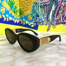 vintage GIANNI VERSACE sunglasses mod 480/B col 915 Brown w/ case