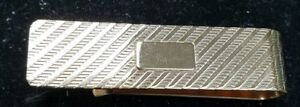 14kt Yellow Solid Gold Money Clip