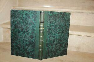 Le Magasin Pittoresque, 22 ème année complète 1854 (Nb Gravures)