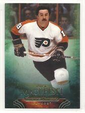 2011-12 Parkhurst Champions - #63 - Rick MacLeish - Philadelphia Flyers