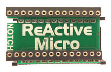 Apple II / II+ 9316A DIP EEPROM Adapter with INVERTER from ReActiveMicro.com