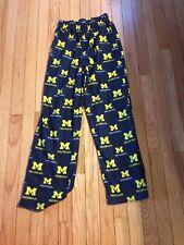 U of M Kids Flannel Pants Size 12-14