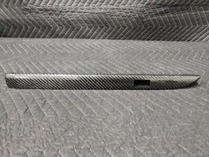 BMW E63/E64 M6 Carbon Fiber Dashboard Trim Right 51458041744