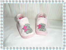 Chaussons Bottillons Pantoufles Montantes Roses Me to You Pointure 24