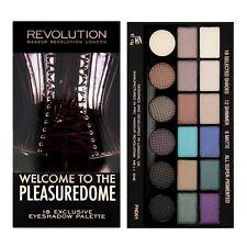 "MakeUp REVOLUTION Salvation Eye Palette ""Welcome to the Pleasuredome"" NEU&OVP"