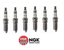 6 X New NGK IRIDIUM IX Resistor Power Performance Spark Plugs LTR6IX11 # 6509
