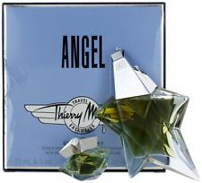 Angel By Thierry Mugler For Women Set: EDP spray 0.8oz + 0.18oz Shopworn New