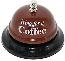 Ring for a Coffee Desk Kitchen Bar Counter Top Service Call Bell Accessories