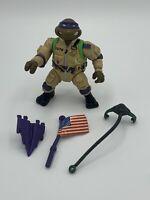 Vintage 1991 TMNT Teenage Mutant Ninja Turtles Pro Pilot Donatello Near Complete