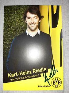 Karlheinz Riedle - Borussia Dortmund - Englische Version *RAR*