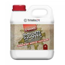 Evans Waterless Powersports Coolant-2 litre- Non Toxic- Biodegradable