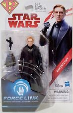 """GENERAL HUX Star Wars The Last Jedi Force Link 3.75"""" Action Figure Variant 2017"""